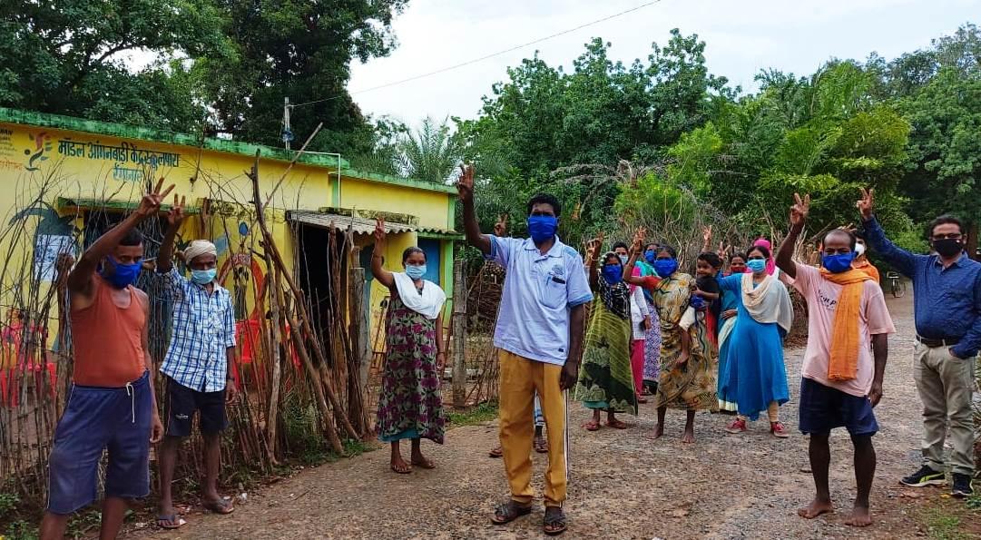 रेंगानार पूरे प्रदेश के लिए मिसाल, यहां के हर नागरिक ने लगवाया है कोरोना से बचाव का टीका : कोरोना से जंग में बस्तर के सुदूर गांव की प्रेरणादाई कहानी