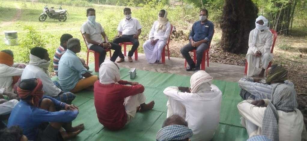 बलरामपुर : लोकवाणी की 18वीं कड़ी का हुआ प्रसारण, मुख्यमंत्री ने कहा छत्तीसगढ़ किसानों का, खेती-किसानी का राज्य