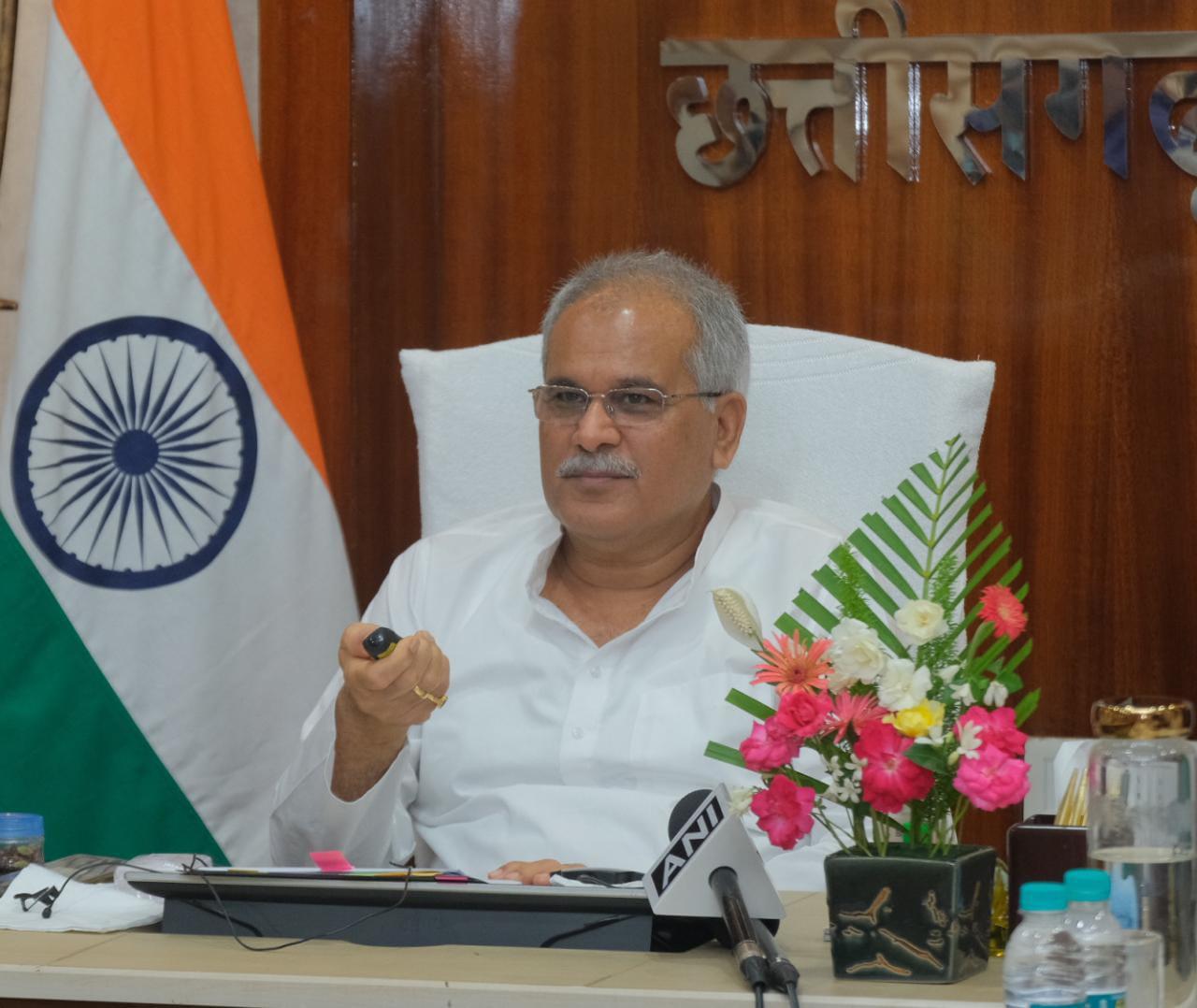 मुख्यमंत्री ने आयोजित वर्चुअल कार्यक्रम में जशपुर जिले में 283 करोड़ 70 लाख रूपए के 585 निर्माण और विकास कार्यों का लोकार्पण और भूमिपूजन