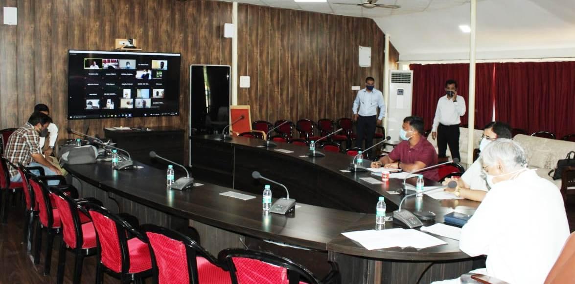 रायपुर : स्वास्थ्य मंत्री श्री टी.एस. सिंहदेव ने फाइलेरिया से बचाव के लिए सामूहिक दवा सेवन अभियान का किया शुभारंभ
