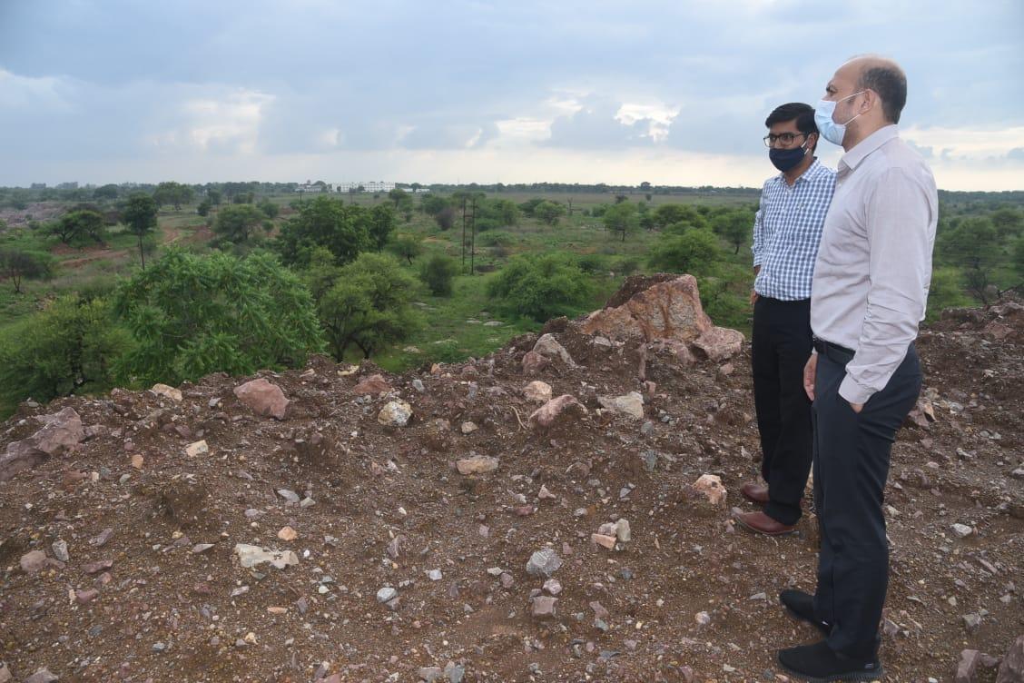 रायपुर : नंदिनी की खाली पड़ी माइंस में बनेगा भारत का सबसे बड़ा मानव निर्मित जंगल