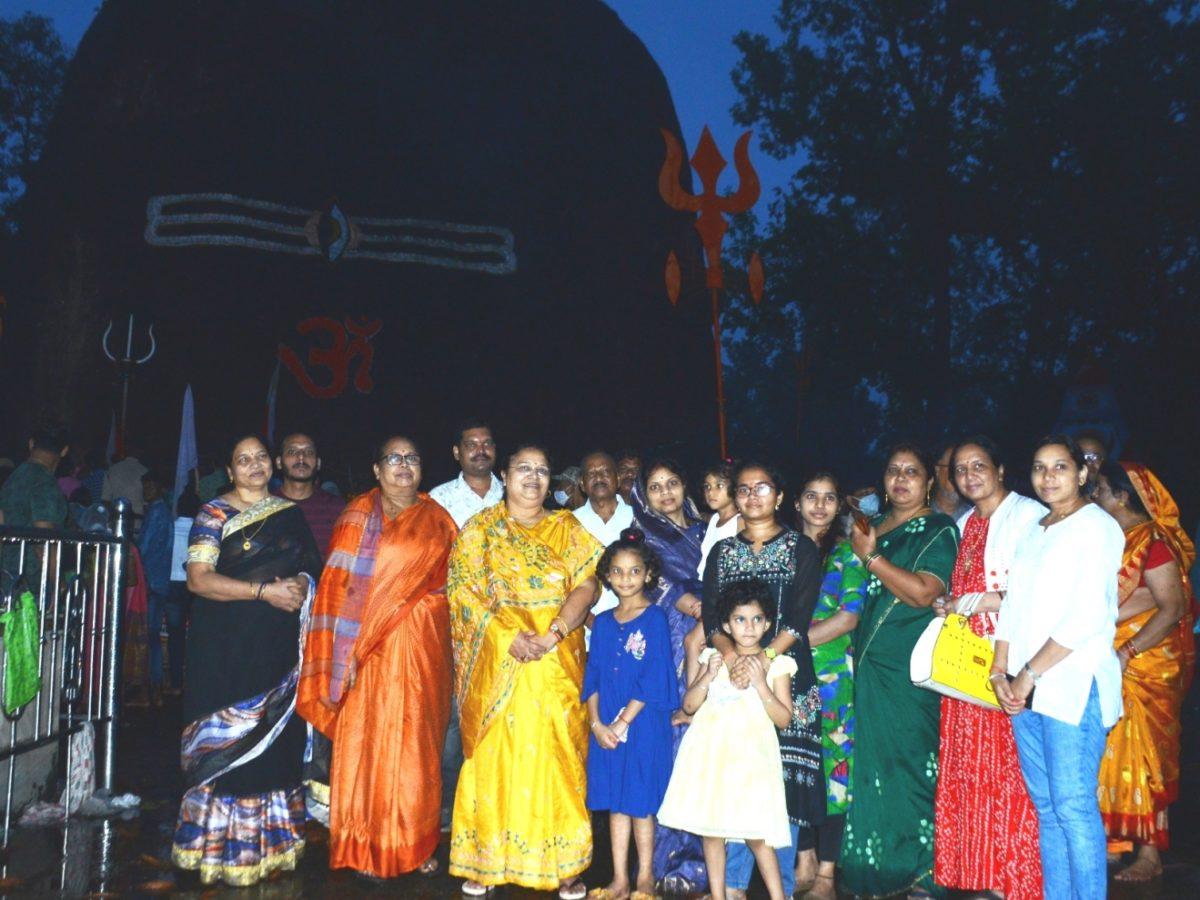 गरियाबंद : महिला एवं बाल विकास मंत्री पहुंची गरियाबंद जिले के धार्मिक एवं पर्यटन स्थल