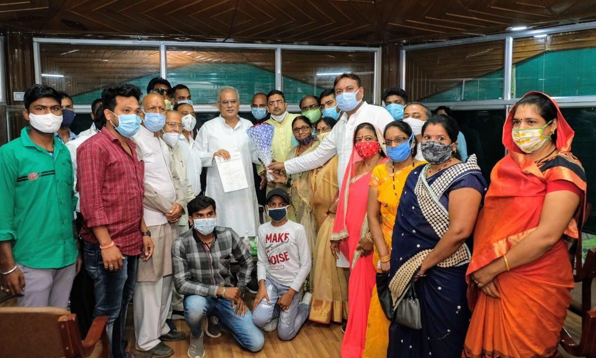 रायपुर : राजनांदगांव से अलग होकर बनने वाले नये जिले का नाम मोहला-मानपुर-चौकी होगा : मुख्यमंत्री श्री भूपेश बघेल ने की घोषणा