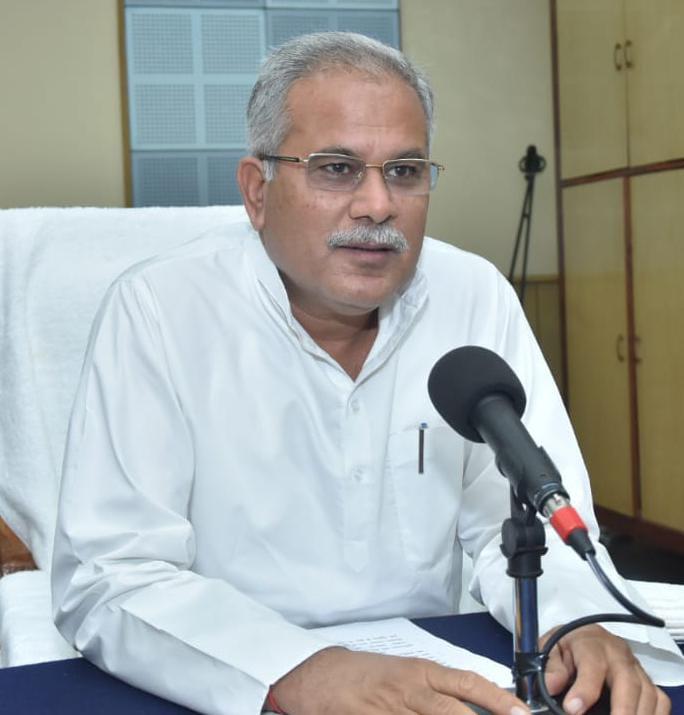 रायपुर : छत्तीसगढ़ के विकास में जनता की भागीदारी सुनिश्चित करते हुए गढ़ा जा रहा नवा छत्तीसगढ़ : मुख्यमंत्री श्री बघेल