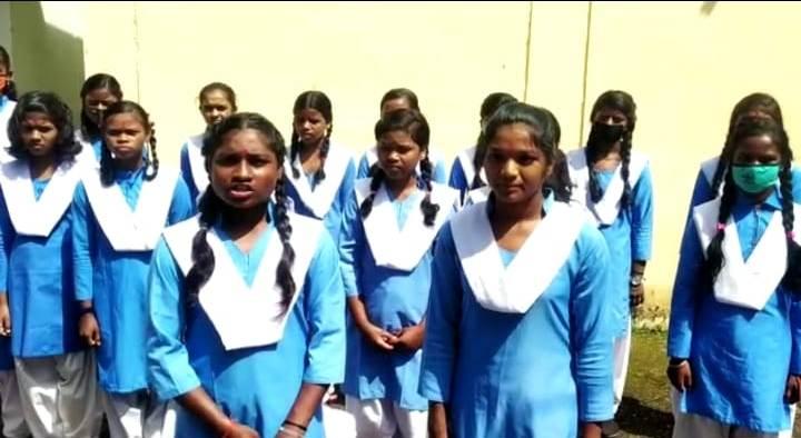 रायपुर : मुख्यमंत्री की घोषणा पर त्वरित अमल : कमला नेहरू प्री.मैट्रिक आदिवासी कन्या छात्रावास ज्योतिपुर आज से खुला