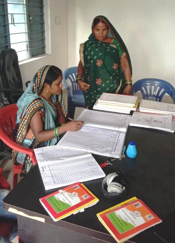 मनरेगा मेट को मिली 'इंजीनियर दीदी' की नई पहचान
